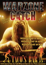 CATCH 2010 WARZONE CATCH NIGHT WITH THE SPW verso