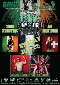 CATCH 2012 CELTIC SUMMER (4) FIGHT NIGHT
