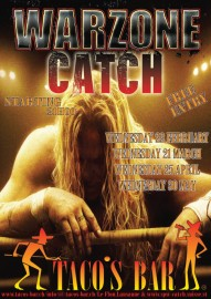 CATCH 2012 WARZONE CATCH NIGHT WITH THE SPW verso