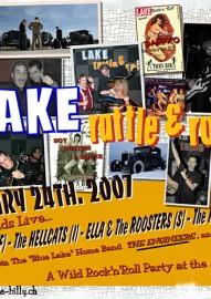 LAKE RATTLE & ROLL 2007, ROCKABILLY FESTIVAL