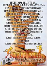 LAKE RATTLE & ROLL 2011, ROCKABILLY FESTIVAL verso