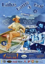 LAKE RATTLE & ROLL 2012, ROCKABILLY FESTIVAL
