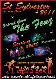 ST SYLVESTER 2011 TO 2012 ROCKABILLY FONZ NIGHT